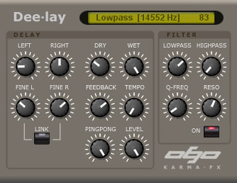 KarmaFX Plugin	Pack 2.1
